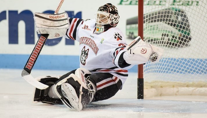Clay Witt named candidate for inaugural Mike Richter Award