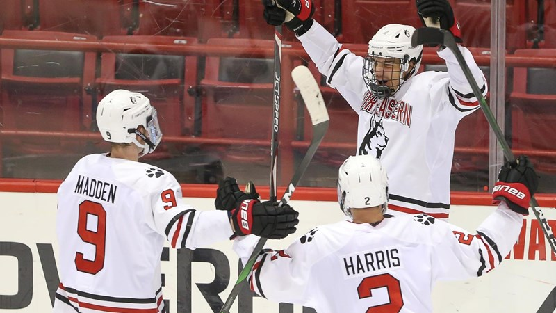 Offensive onslaught lifts No. 14 Huskies over No. 10 Providence
